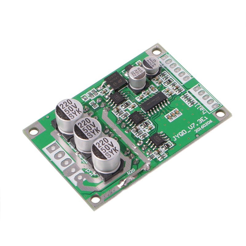 DC 12V-36V 15A 500W Brushless Motor Controller Hall BLDC Driver Board Speed New