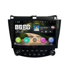 Chogath ™ android 5.1 gps di navigazione 10.2 pollice per honda accord 7 2003-2007 auto rradio con 1080 p video supporto bluetooth