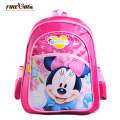 Cartoon children school bags 2016 New school bags for teenagers College Wind school bags mochilas infantis HJS03