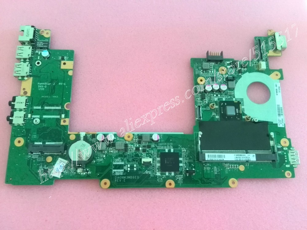 laptop motherboard 676909-001 for HP MINI 110 200 210 1104