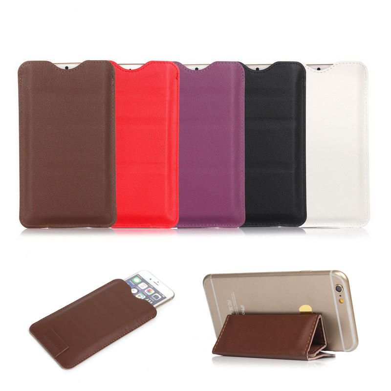 Fashion 5 Colours Folding Leather Phone Case For Sony Xperia Z1 Z2 Z3 Compact 4.7 Below Cover with Stand Holster Bag Pouch