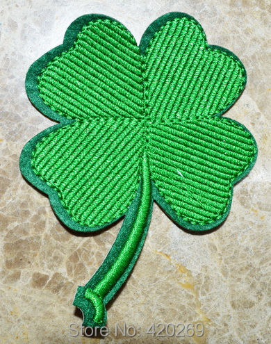 """PATRICK/'S DAY/"""" HOLIIDAY /""""ST IRISH ron On Embroidered Patch CELEBRATION"""