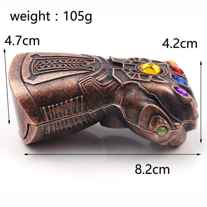 keychains size