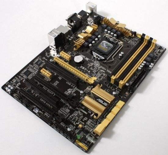 ASUS Z87-A 1150 Pin Motherboard SLI Crossfire Z87 90%newASUS Z87-A 1150 Pin Motherboard SLI Crossfire Z87 90%new
