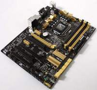 ASUS Z87 A 1150 Pin Motherboard SLI Crossfire Z87 90%new