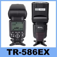 New Triopo TR 586EX Wireless Flash Mode TTL Flash Speedlight Speedlite For Canon EOS 550D 60D