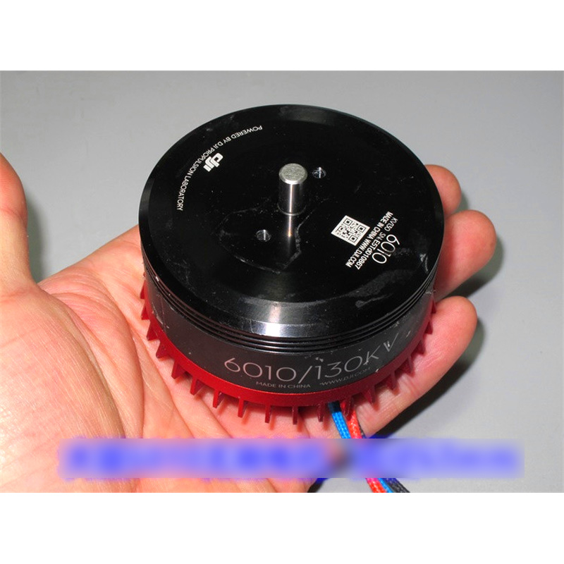 dji 6010 power <font><b>motor</b></font> of plant protection machine Large UAV multi axis <font><b>brushless</b></font> <font><b>motor</b></font> <font><b>130kV</b></font> image