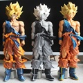 3 стиль MSP Dragon Ball Z Сон Гоку Супер Саян Цифра Драконий Жемчуг Коллекция Модель Фигурка 34 СМ