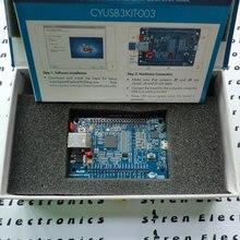 1 sztuk x CYUSB3KIT 003 interfejs rozwoju narzędzia pokładzie EZ USB FX3 SuperSpd exploor Kit