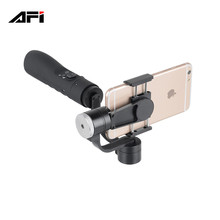 The latest 2017 AFI V3 diy cheap 3 axis brushless camera stabilizer gimbal font b smartphone