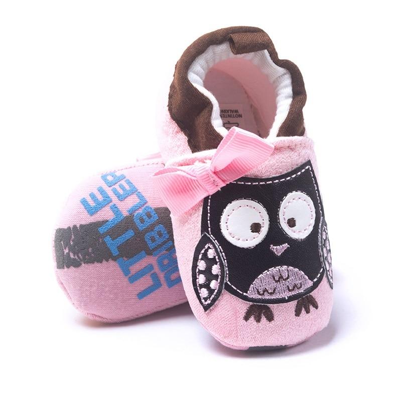 Pink-Owl-Baby-Girls-Shoes-Soft-Sole-Cotton-Newborn-Shoe-Bebe-First-Walkers-Socks-Prewalkers-newborn-Moccasin-3