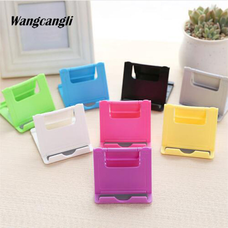 Wangcangli Desktop Phone Stand Folding Mobile Phone Stand General Stand For Phone Apply To For Xiaomi Mi5a Mobile Phone Tablet
