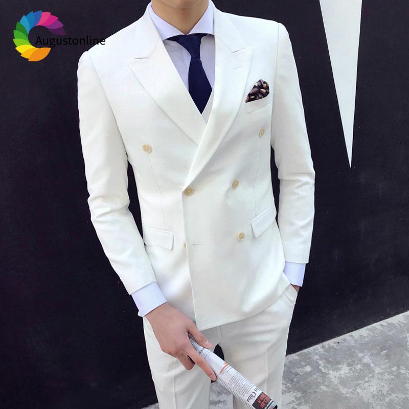 MEN SUITS Men Suits for Wedding Suits for Men terno masculino men wedding suit set suit men suit tuxedos for men man suit men suit costume homme mariage wedding suits for men tuxedo prom suits mens suits with pants  (75)