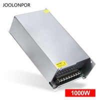 Potencia de conmutación fuente de alimentación Dc 12V 18V 24V 27V 30V 36V 48V 48V 1000W 20A 30A 33A 40A 1000W transformador de iluminación Led fuente de alimentación