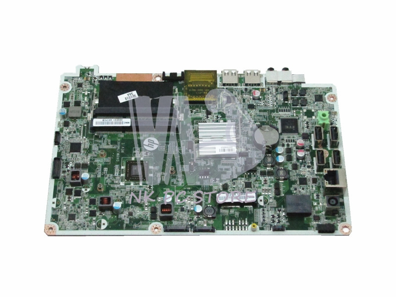 690433-001 DA0WJ7MB6E0 Motherboard For HP Omni 120-1000 Main Board DDR3 E2-1800 CPU 100% tested 574680 001 1gb system board fit hp pavilion dv7 3089nr dv7 3000 series notebook pc motherboard 100% working