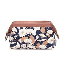 New Arrive Flamingo Cosmetic Bag Women Necessaire Make Up Bag Travel Waterproof Portable Makeup Bag Toiletry Kits(China)
