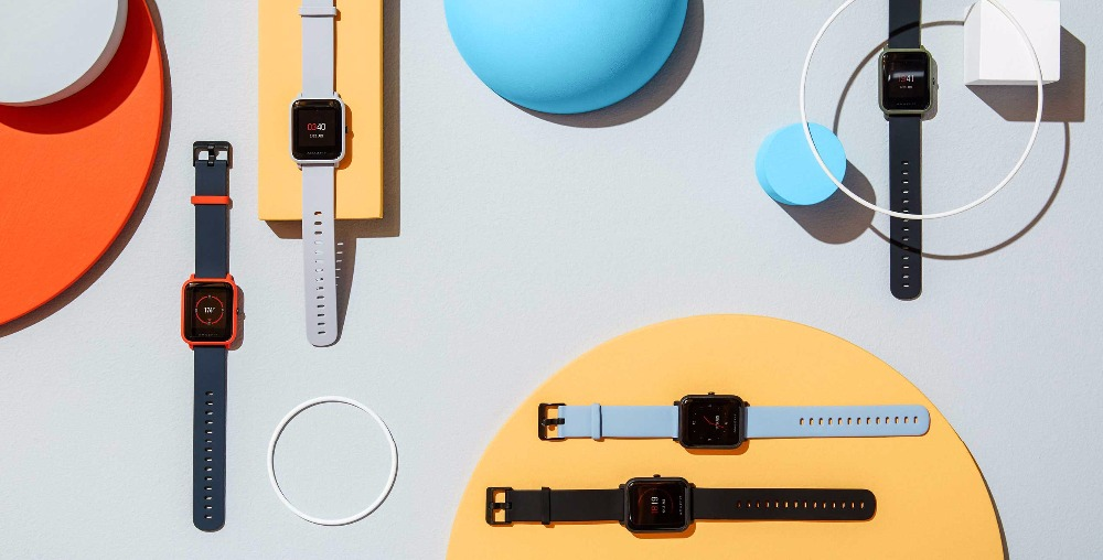 Amazfit Bip Smartwatch (Global Version) 8