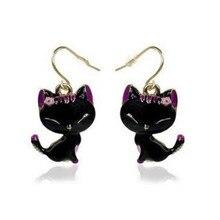 Smile Cat Earrings