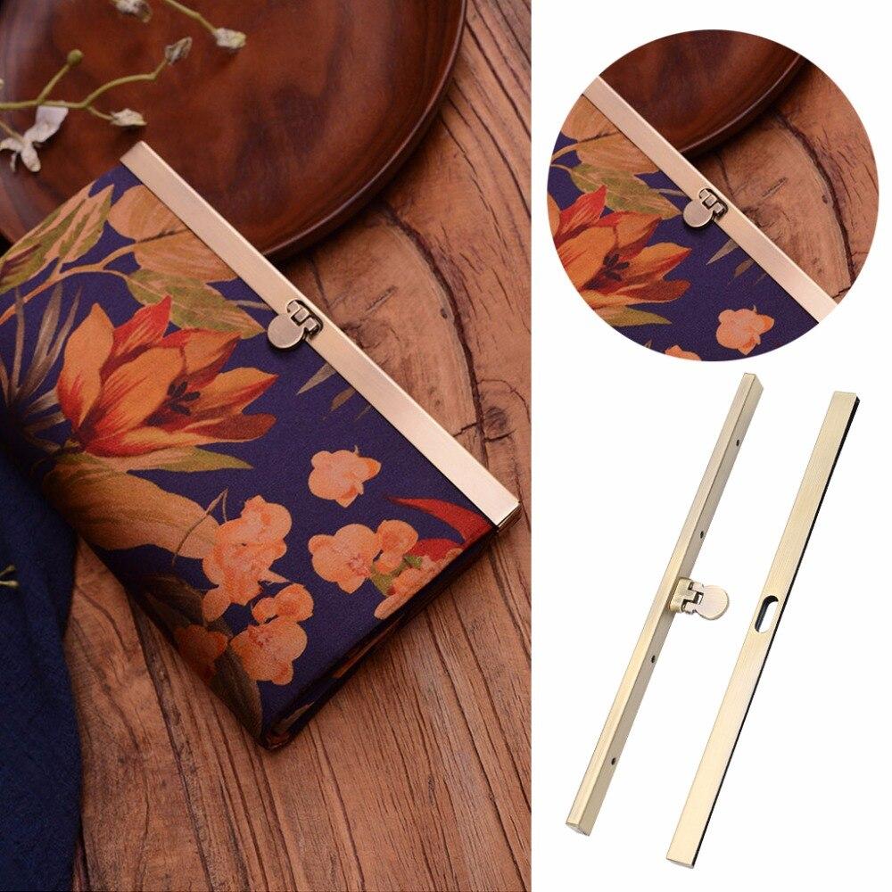 1 шт. рамка для кошелька, металлическая окантовка для кошелька|Детали и аксессуары для сумок|   | АлиЭкспресс