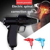 NEW Smart Seventh Generation Electric Spinal Correction Gun Chiropractic Adjusting Instrument Adjustable Intensity Activator