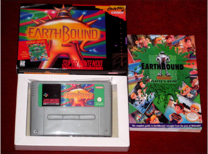 *PAL Version & Complete* EARTHBOUND Game English playway to english level 1 pal version dvd