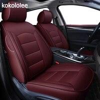 kokololee custom real leather car seat cover For Mercedes Benz A B C D E S series Vito Viano Sprinter Maybach CLA CLK car seats
