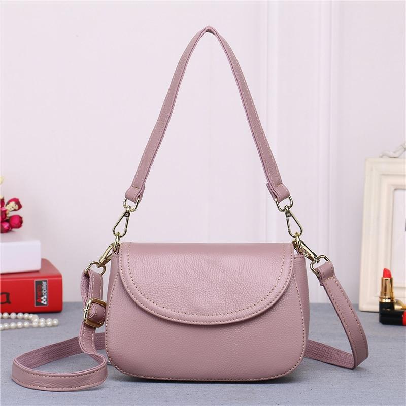 Vintage en cuir sacs à main vente chaude femmes embrayages mesdames sac à bandoulière messenger sacs En Cuir Véritable