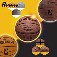 Wear Resistant Team Leather Ball Boys New Basketball Toys for SANKWXING Non Skid