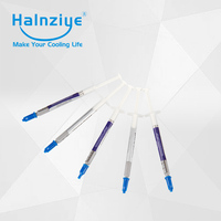 200pcs/Lot! free shipping !HY 510 1g Syringe Thermal Paste Heatsink Compound for CPU Cooler VGA cooler 360