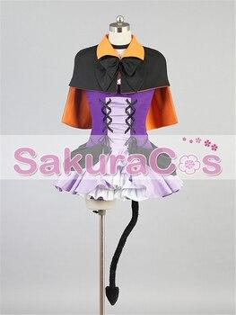 Love Live 2 Nishikino Maki Dancing Stars on Me Halloween Anime Cosplay Costume Custom-made Dress A