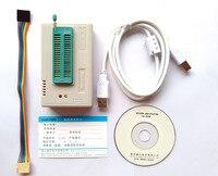 TL866A programmatore ad Alta velocità TL866 PLCC TSOP SOP SSOP TSSOP AVR PIC Bios 51 MCU Flash EPROM Programmer Russo Inglese manuale