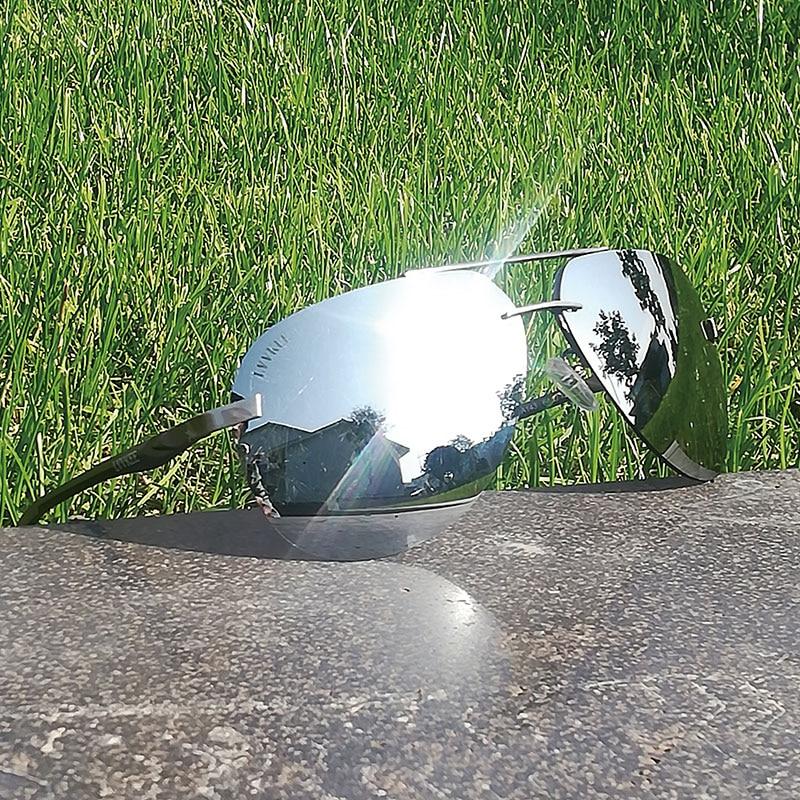 Lvvke 2019 الاستقطاب النظارات الشمسية الرجال الكلاسيكية البحرية سلاح الجو نظارات الانترنت بيع hd الرؤية محب الرجال النظارات الشمسية زز uv400