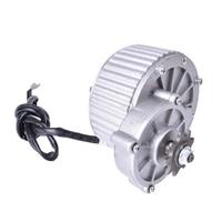 36V MY1018 450W Brushless DC motor gear motor 450W Motor board 2750rpm