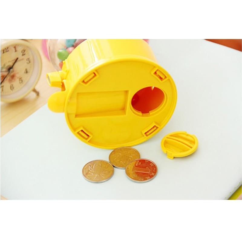 사탕 기계 장난감 상자 아기 장난감 돼지 저금통 - 역할연기 - 사진 5