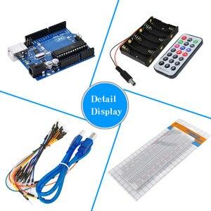 Image 2 - KEYES  Basic starter kit UNO R3 learning kit for arduino