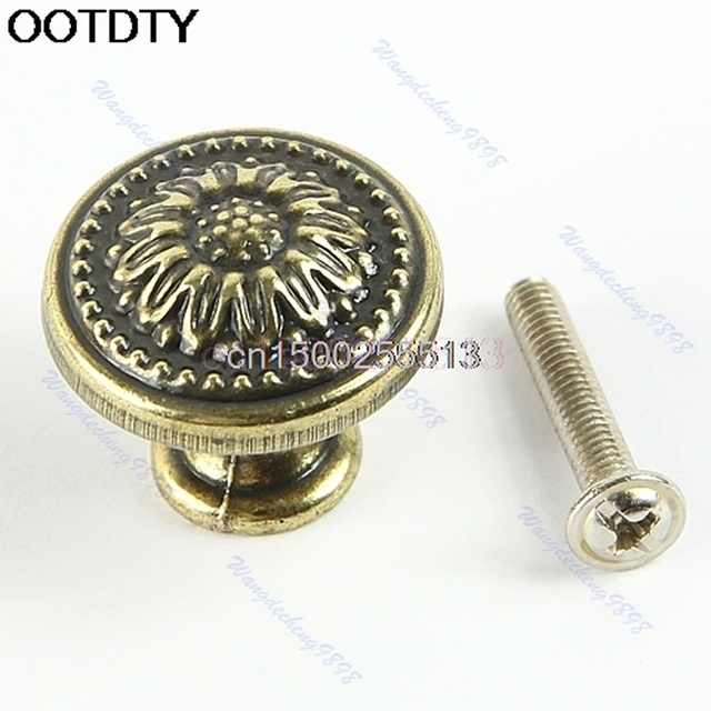 1 set Deurklink Retro 25x25mm Deurknop Handle Vervanging Voor ...