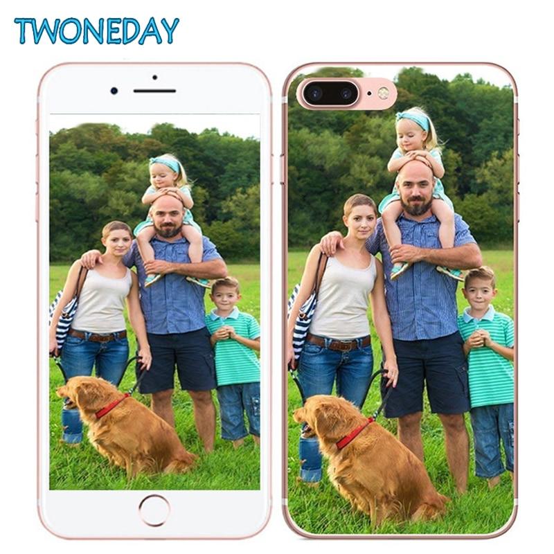 Custom Print Photo Phone Case For Alcatel 5V 5060D 3X 5058 3V 5099D Alcatel 3 5052D 3C 5026D 1C 5009 1X 5059D Case Logo Cover