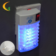baby room LED Mosquito killer lamp AC 220V EU Plug Mini Night Light Insect Mosquito Repellent Flies Housefly novelty products