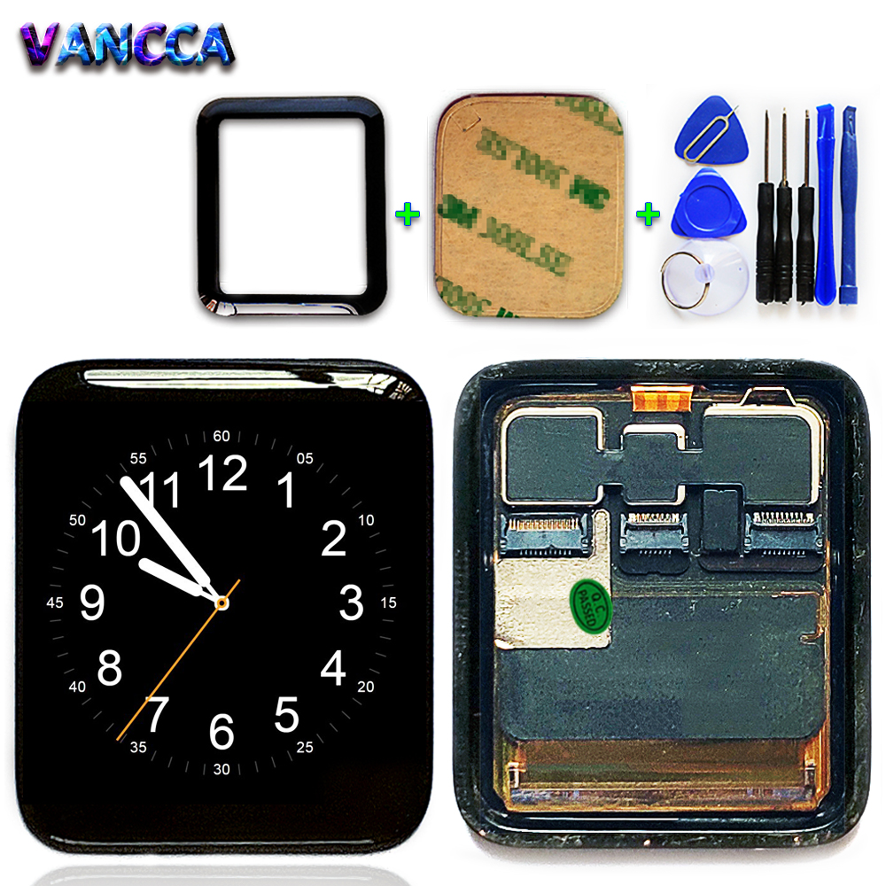Vancca LTE/ GPS LCD Display For Apple Watch Series 3 Touch