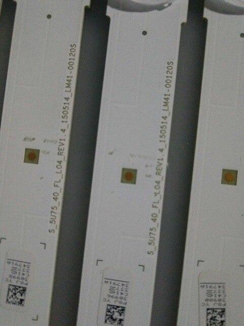 LED Backlight Lamp strip 9leds For UA40JU5900CXXZ/5920JXXZ BN41-02375A CY-GJ040HGLV3H