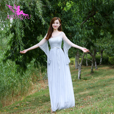 2018 sexy   bridesmaid     dresses   elegant   dress   for wedding party BN323