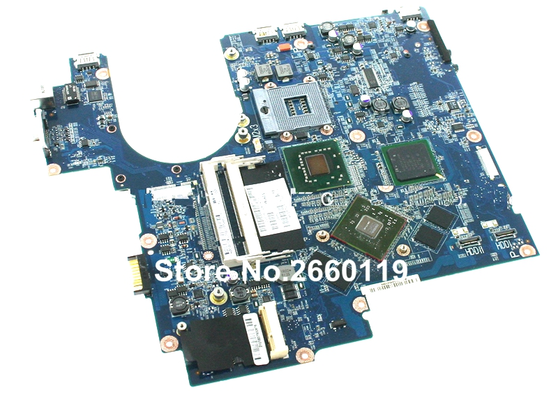 100% Working Laptop Motherboard For Dell 1710 CN-0D816K D816K System Board fully tested and cheap shipping