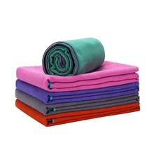 Non Slip Soft Yoga Mats Fitness Hand Towel and Blankets