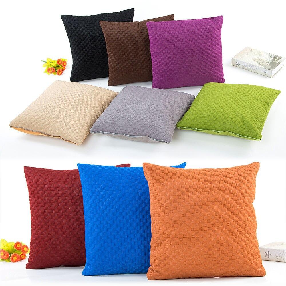 Pillow Sofa Waist Throw Cushion Cover Home Decor Cushion Cover Case coussin decoratif funda cojin kussenhoes housse de coussin
