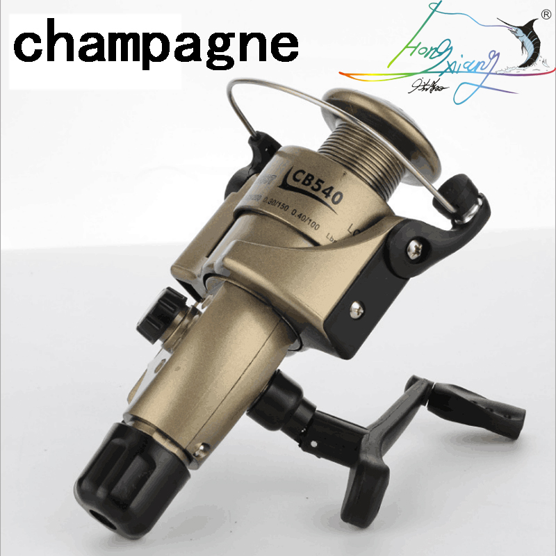 Super Cheap Fly Sea Fishing Reel Carp Boat Feeder Spinning Fishing Reels 6 Color