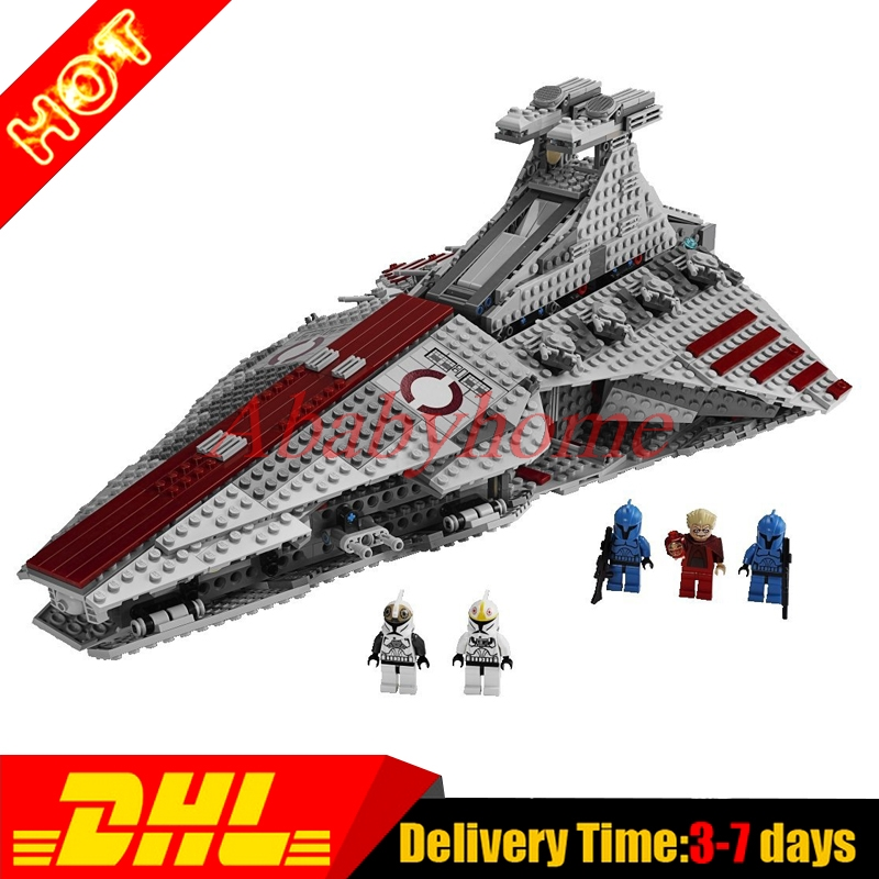 ФОТО Lepin 05042 New Star War Series The Republic Fighting Cruiser Set Building Blocks Bricks Set Educational Toys Clone 8039