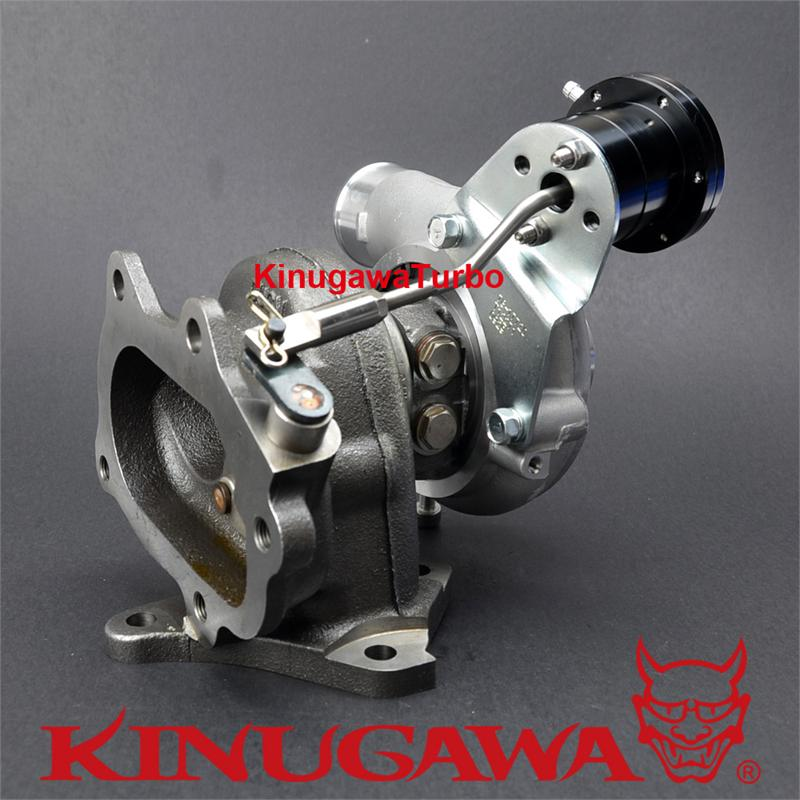 Kinugawa Upgrade Turbocharger TD04HL 15T 6cm for SUBARU IMPREZA Forester 58T EJ205 Bolt On in Turbo Chargers Parts from Automobiles Motorcycles