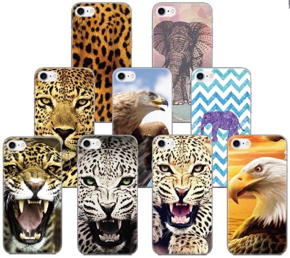Leopard Eagle <font><b>Phone</b></font> <font><b>Case</b></font> For <font><b>BQ</b></font> Aquaris <font><b>M5</b></font> E5 E6 <font><b>M5</b></font>.5 X5 Plus For Blackberry Z10 Z30 Q10 For Sony Xperia E4 C3 C4 Z L1 XZ Cover