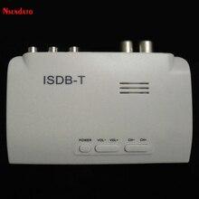 Nsendato Digital terrestrial ISDB T ISDBT Set Top TV Box Converter Mini HDMI ISDB T TV