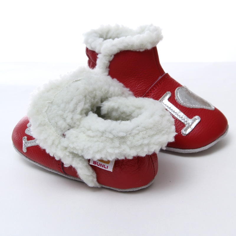 baby boots winter 6